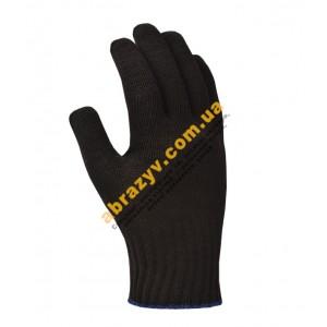 Защитные перчатки Долони 667 черные 2