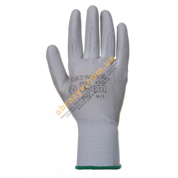 Захисні рукавички Portwest A129 з поліуретановим покриттям