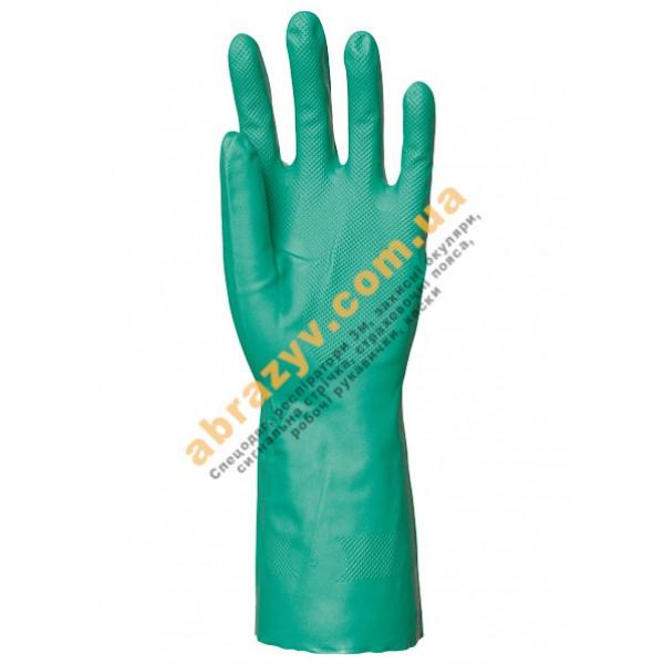Захисні нітрилові рукавички 5516-5521