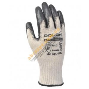 Перчатки защитные латексные Doloni 4182