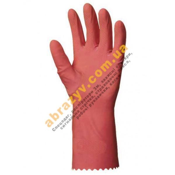 Защитные латексные перчатки Latex Menage 5017-5020