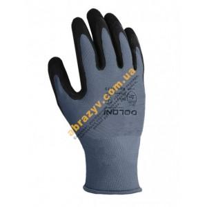 Захисні латексні рукавички Doloni Extragrub 4178