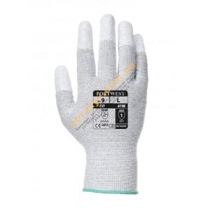 Антистатические перчатки Portwest A198 с ПУ покрытием
