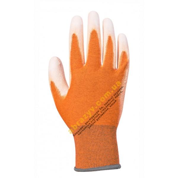 Антистатичні рукавички з ПУ покриттям Portwest A199