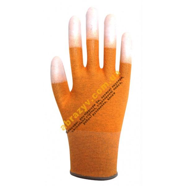 Перчатки антистатические Portwest A198 с ПУ покрытием