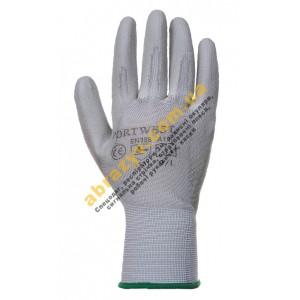 Полиуретановые перчатки Portwest A120 серые