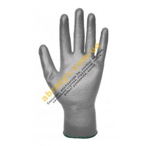 Поуліританові рукавички Portwest A120 сірий 2