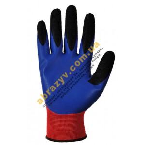 Захисні латексні рукавички Portwest Duo-Flex A175 2