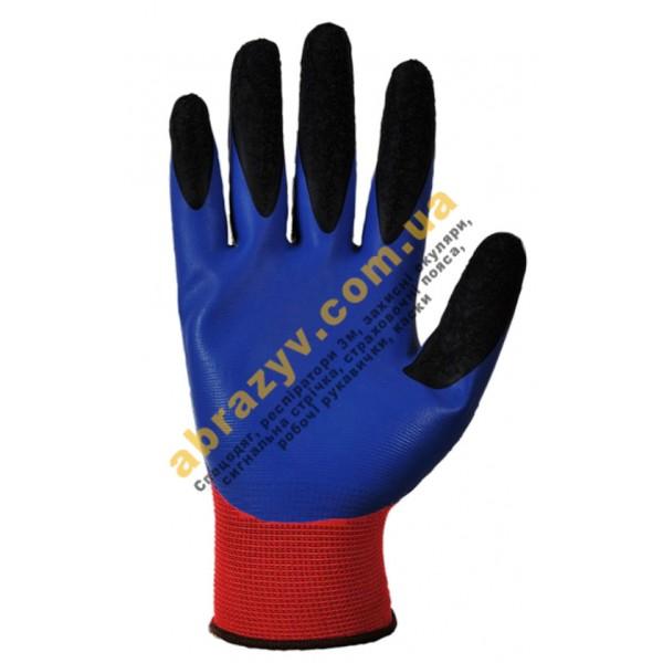 Защитные латексные перчатки Portwest Duo-Flex A175