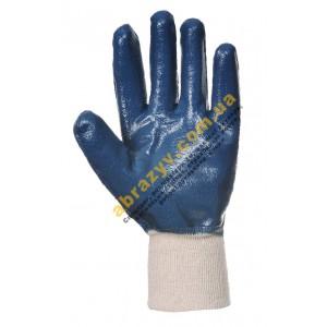 Захисні рукавички Portwest A300 з нітрилові покриттям 2