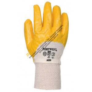 Робочі нітрилові рукавички Portwest A330