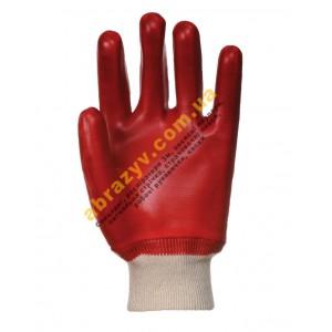 Робочі рукавички з ПВХ Portwest A400 2