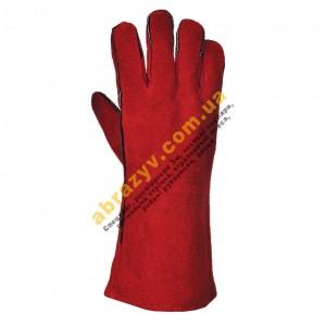 Перчатки краги для сварки Portwest A500