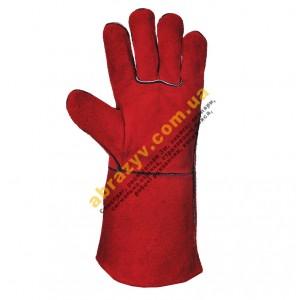 Перчатки краги для сварки Portwest A500 2