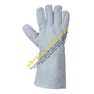 Перчатки краги для сварщиков Portwest AmbiDex A501