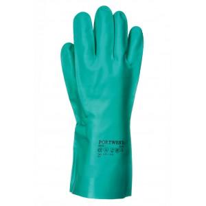 Перчатки защитные Portwest Nitrosafe A810 химически стойкие