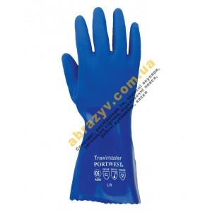 Защитные кислотостойкие перчатки Portwest A880