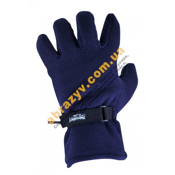 Перчатки утепленные Portwest GL12 темно-синие