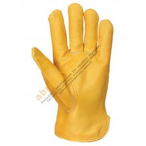 Шкіряні рукавички Portwest Classic Driver A270
