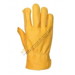 Шкіряні рукавички Portwest Classic Driver A270 2