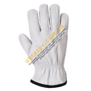 Кожаные перчатки Portwest Driver A260