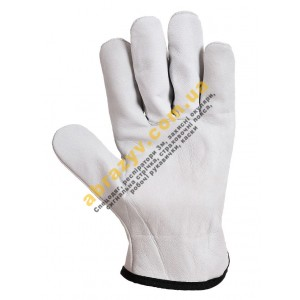 Кожаные перчатки Portwest Driver A260 2