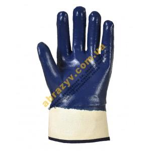 Защитные перчатки нитриловые Portwest A302 2