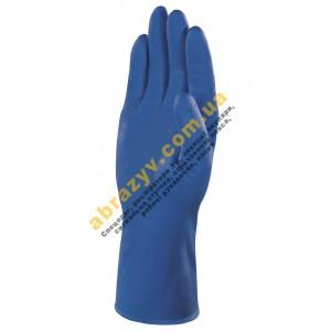 Перчатки одноразовые латексные VENIPLUS V1383 2