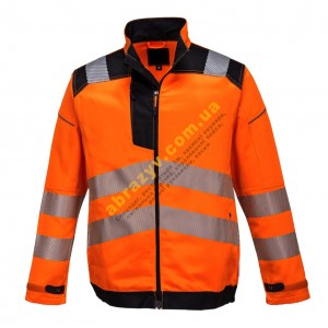 Сигнальна куртка Portwest Vision T500 помаранчевий