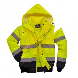 Сигнальная куртка Portwest C465 3в1