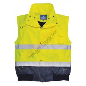 Сигнальная куртка Portwest C465 3в1 2