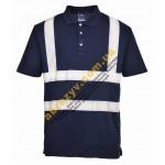 Сигнальная футболка поло Portwest Lona F477