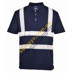 Сигнальная футболка поло Iona Portwest F477