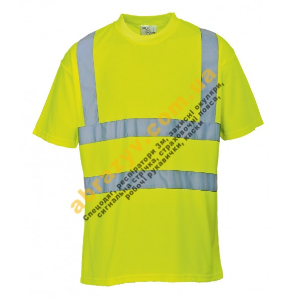 Сигнальна футболка Portwest S478