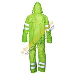 Влагозащитный сигнальный костюм от дождя Sizam Belfast 2