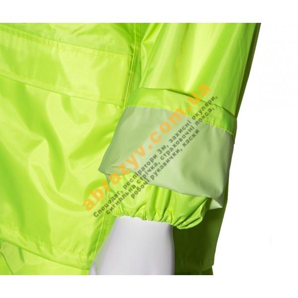 Влагозащитный сигнальный костюм от дождя Sizam Belfast