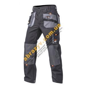 Робочі штани SteelUZ сірий