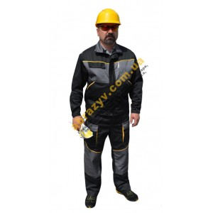 Куртка рабочая Абразив АБК-1 2