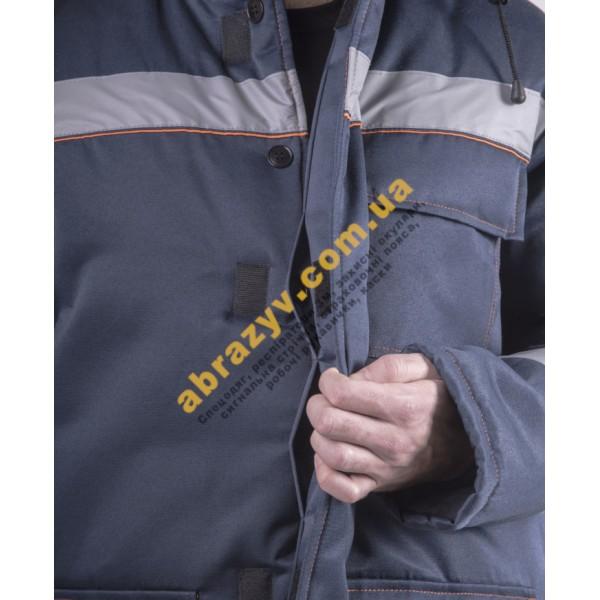 Куртка зимняя утепленная Эверест