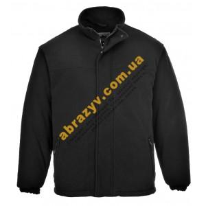 Флісова куртка Portwest Yukon F500 чорна