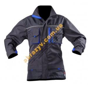 Куртка рабоча SteelUZ сірий-синій