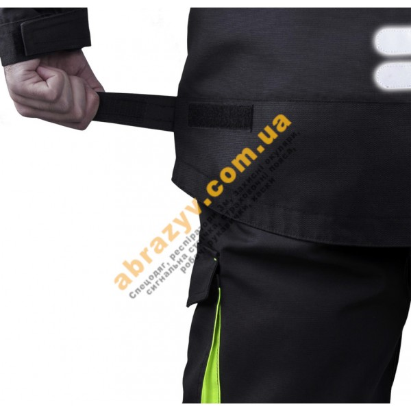 Куртка рабочая SteelUZ серый-синий