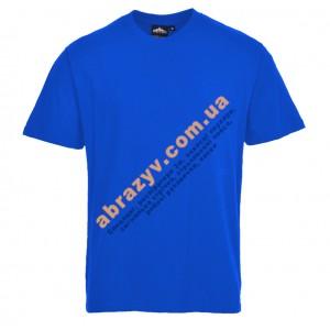 Футболка ХБ Portwest TURIN B195 синя