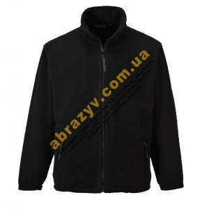 Флісова куртка Portwest ARGYLL F400 чорна