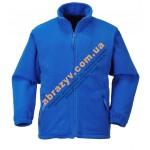 Флісова куртка Portwest ARGYLL F400 синя