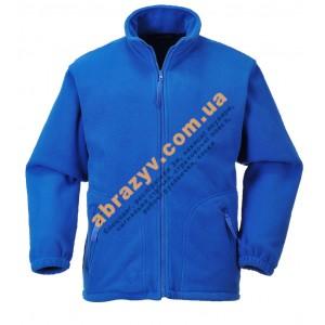 Флисовая куртка Portwest ARGYLL F400 синяя
