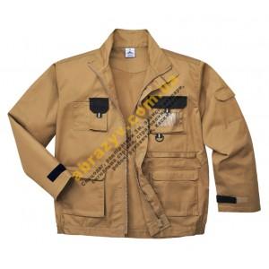 Рабочая куртка Portwest TX10 бежевая