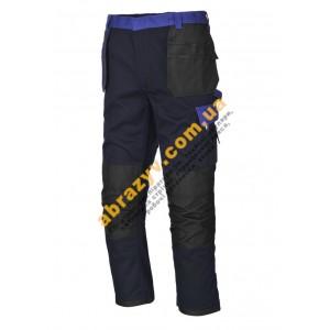 Робочі штани Portwest DRESDEN TX32 темно-синій