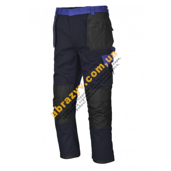 Рабочие брюки Portwest DRESDEN TX32 темно-синий