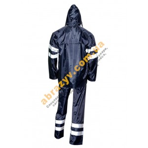 Влагозащитный костюм от дождя Sizam Plymouth HV 2